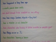 Anchor charts / by Nicole Haley