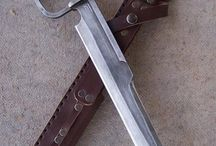 Knifes and Sword