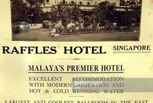 Singapore and nostalgic colonial architecture
