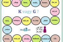 Magyar játékok