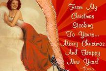 Holidays  / by Vintage Vixen