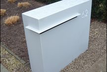Fences&postbox