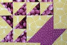 Quilts~Basket blocks