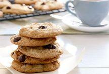 Dessert, biscuits