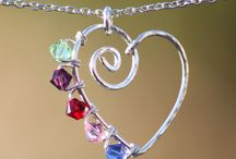 Jewelry - Hearts / by Lisa Bray
