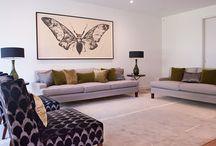 Colour in Interiors: PURPLE