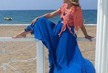 М_004Болеро с капюшоном на завязках, цвет коралл