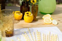 Colour: Rustic Yellow Wedding