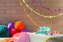 Crafty | Celebrate / DIY event, birthday, and party inspiration. DIY party decor, projects, themes, and more.