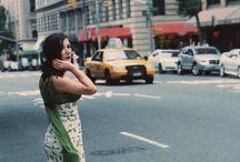 Jamie Beck's self portraits / by Ana Maria