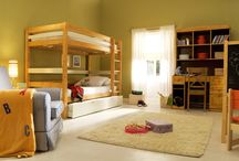 Country Teens Rooms / Country Genç Odası