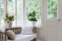 Vackra verandor