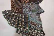 African Tribal Masks / by William Waites