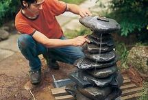 diy waterfountains