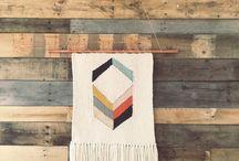 - weaving -