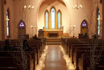 Chapel Decorations - Wedding etc