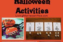 Halloween Preschool Week