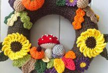 Crochet Autumn / Crochet Autumn