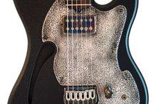 M-Tone guitars