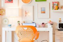 Art & Design | Studio Spaces / Art studios and desk areas I dream of...