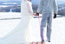 Winter 2015 / Dream Weddings Winter 2015 Magazine Snow Kissed