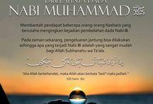 Sirah / Sejarah Nabi ﷺ / Mari sebarkan dakwah sunnah dan meraih pahala. Ayo di-share ke kerabat dan sahabat terdekat..! Ikuti kami selengkapnya di: WhatsApp: +61 (450) 134 878 (silakan mendaftar terlebih dahulu) Website: http://nasihatsahabat.com/ Email: nasihatsahabatcom@gmail.com Facebook: https://www.facebook.com/nasihatsahabatcom/ Instagram: NasihatSahabatCom Telegram: https://t.me/nasihatsahabat Pinterest: https://id.pinterest.com/nasihatsahabat