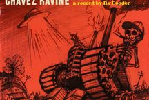 cover art chavez ravine / св chavez ravine