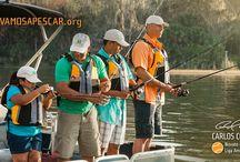 Carlos Correa #VamosAPescar / Carlos Correa, novato del ano de la liga americana 2015 en parceria con VamosAPescar.org promueve la pesca para disfrutar momentos en familia!