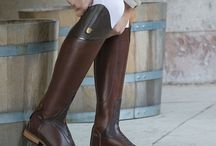 Equestrian Style / Clothing for the equestrian that we would like in our wardrobe! / by Riders4Helmets
