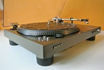 Sony ps-4300 turntable