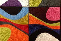 Buede former quilt
