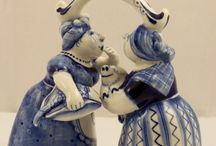 oggetti porcellana
