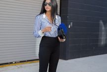 Work outfits- business casual