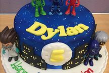 Boys' birthday cake ideas