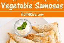 Buns, Samosas, Empanadas, Etc... To Try - Veg