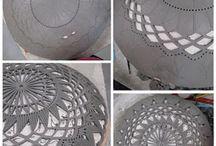 patterns on pottery