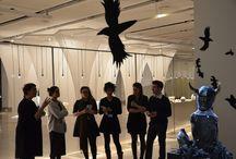 MINIARTEXTIL 2015 a PARIGI / Il 5 febbraio 2016 a Le Beffroi de Montrouge - Paris, è stata inaugurata l'edizione francese de Miniartextil - Invito a tavola.