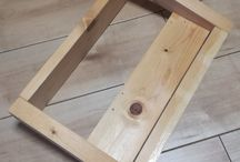 Wood scrap Laptop stand / Create your own DIY laptop stand.