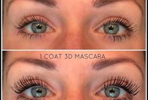 3 D Fiber Lash Results / 3 D Fiber Lash Results!  They are amazing!  Only $29 for a 60-90 day supply!  www.youniqueproducts.com/Jess