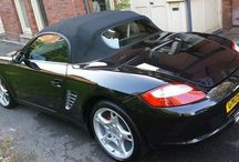 Convertible Roof Cleaning - Soft Top Restoration