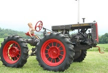 Tractor modifieds