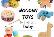 Speelgoed 0-1 jaar