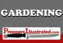 Gardening Tips / This board is a compilation of some useful tips and strategies for preppers to help you to become a better gardener! ~•~ PLEASE FOLLOW & REPIN ~•~  / by Patty @ Preppers Illustrated