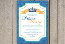 Invitation / Prince 1st