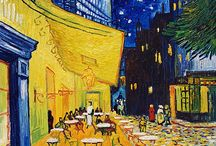"""Impressionnisme / mes 2 peintres préférés réunis dans ce """"tableau"""""""