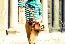 Hijab street style / Jilbab