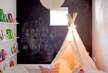 Home Decor: Kid's Rooms / Fun ideas for creating a special place for kids!