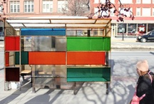 The Bus Stand / by MASS MoCA Education Department