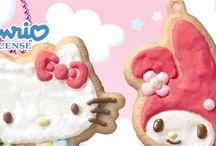 サンリオキャラクター「クッキーマスコット」 / http://www.re-ment.co.jp/products/sanrio_cookie_m/index.html