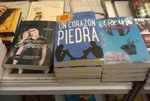 Feria del libro infantil y juvenil de Oviedo